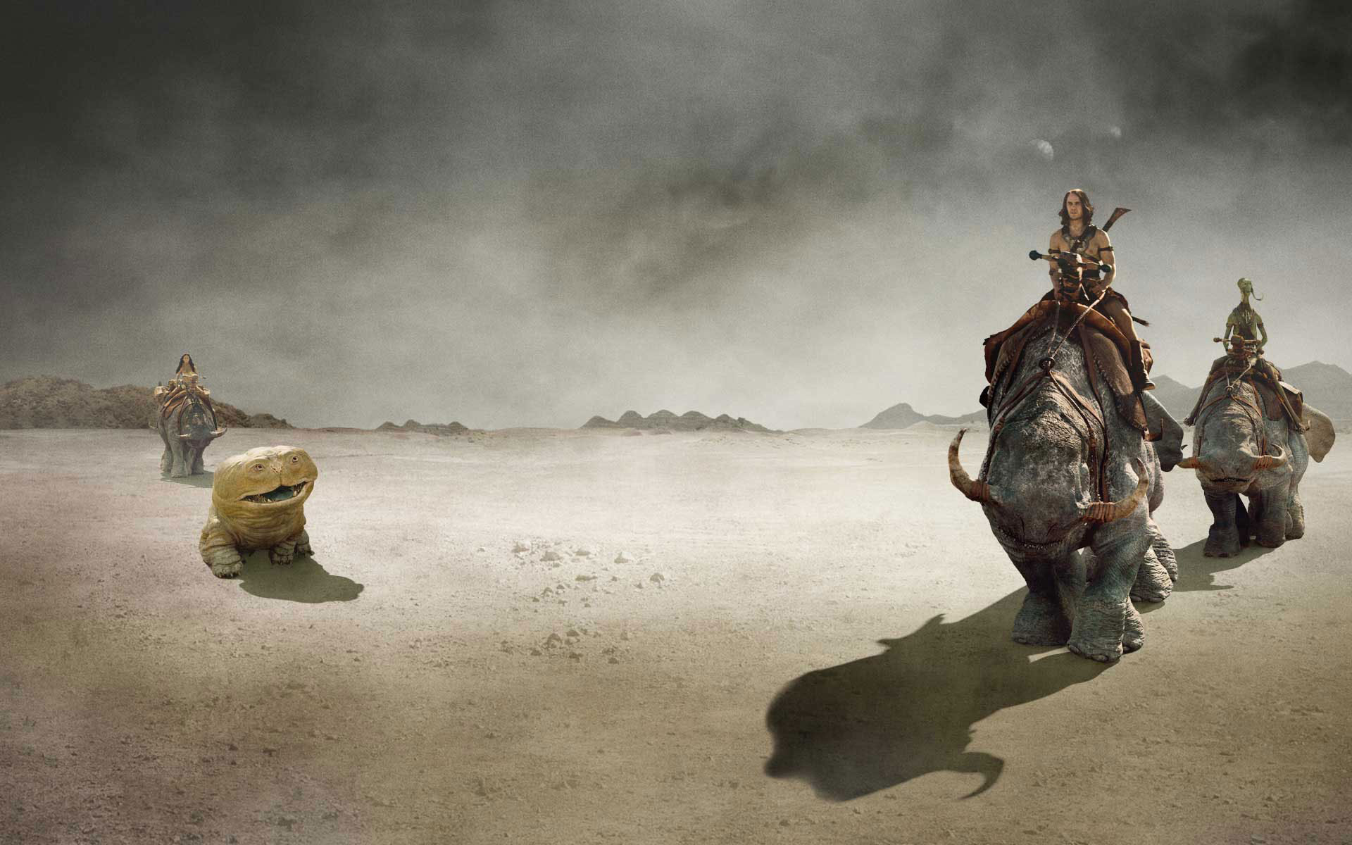 John Carter wallpaper 8