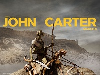 John Carter wallpaper 2