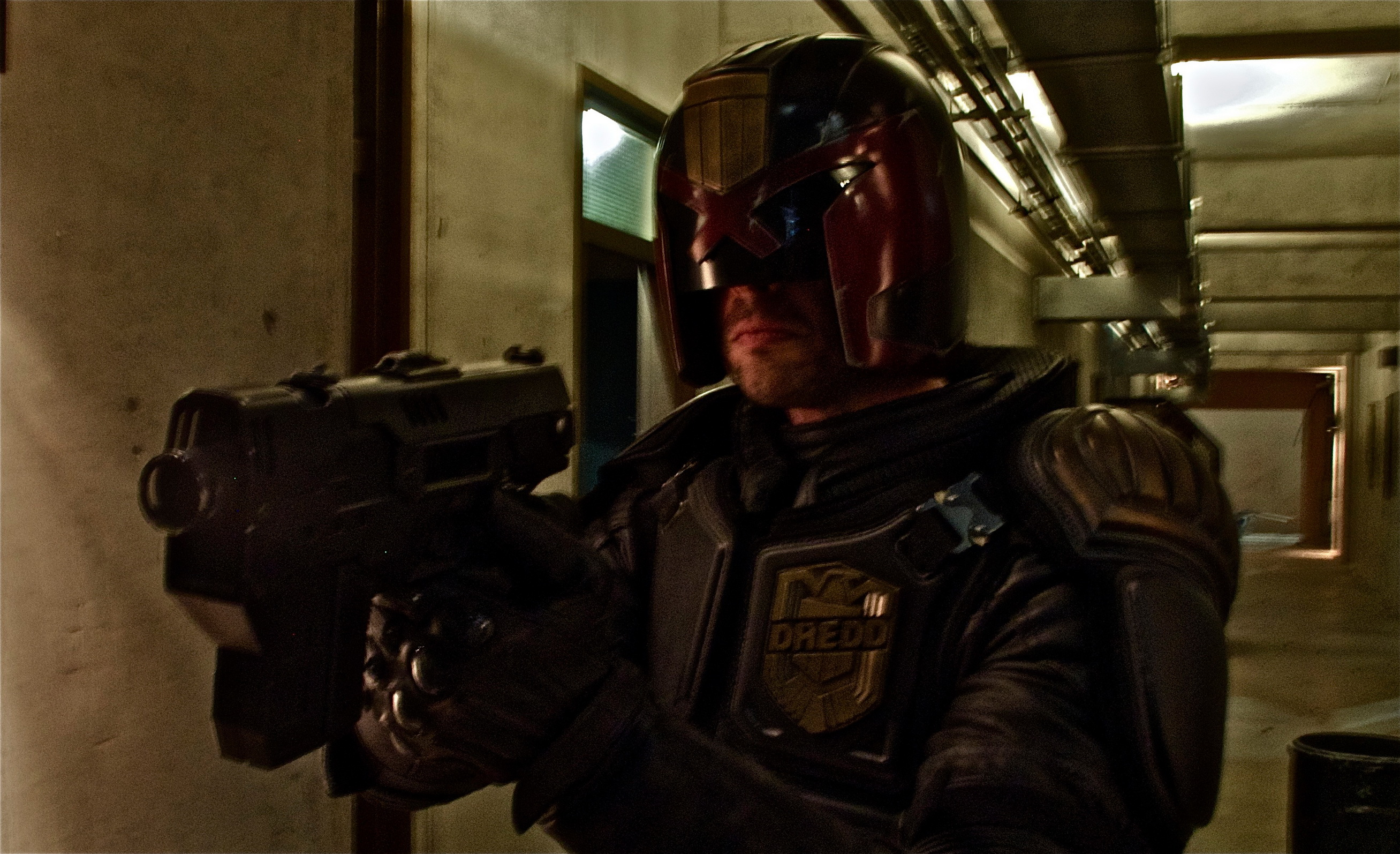 Judge Dredd wallpaper 2
