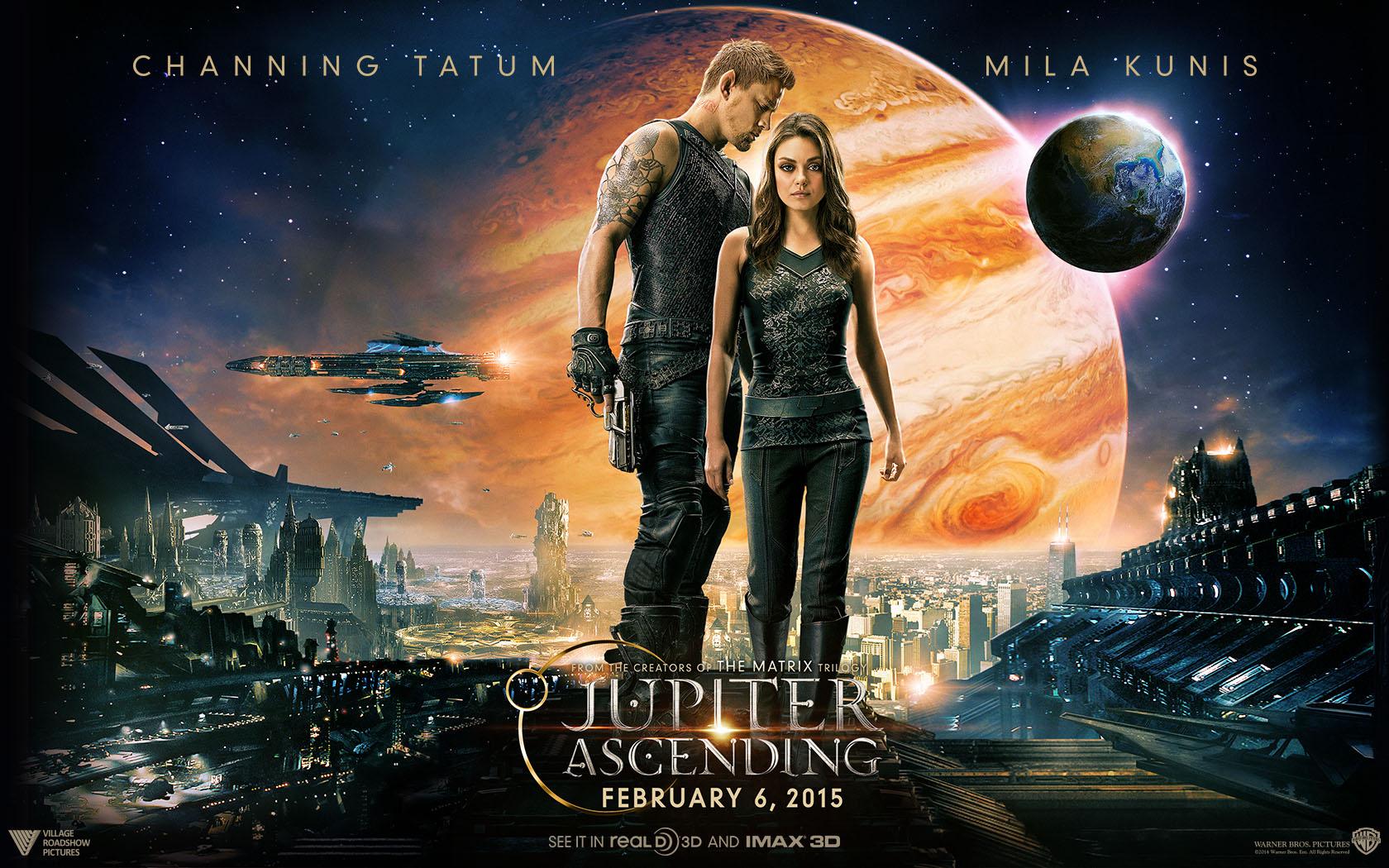 Jupiter Ascending wallpaper 5