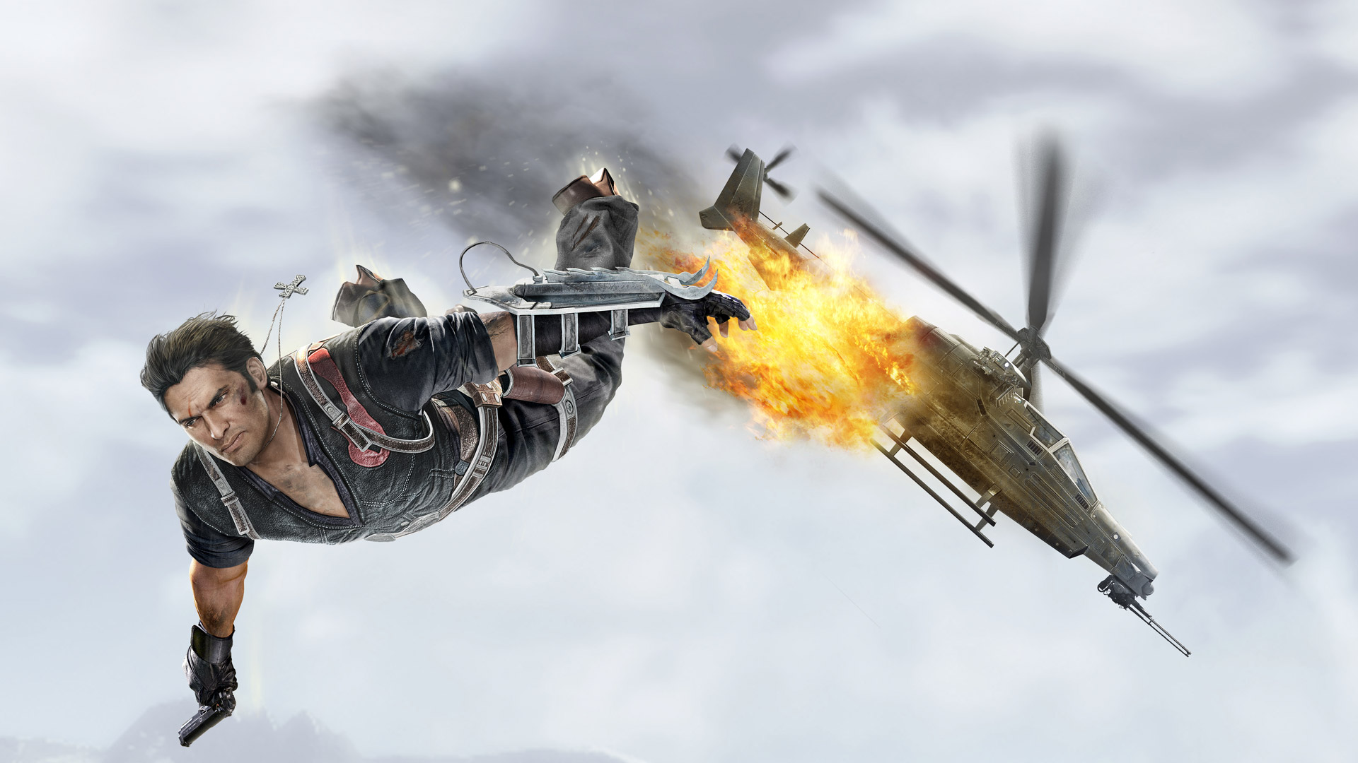 Just Cause 2 wallpaper 2