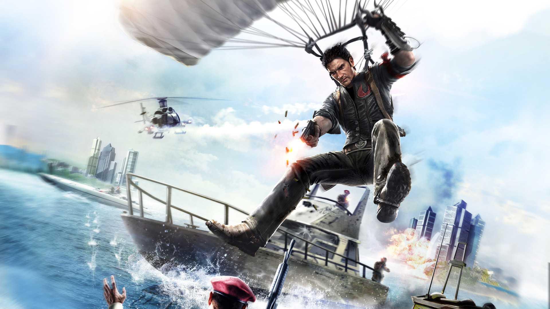 Just Cause 2 wallpaper 7