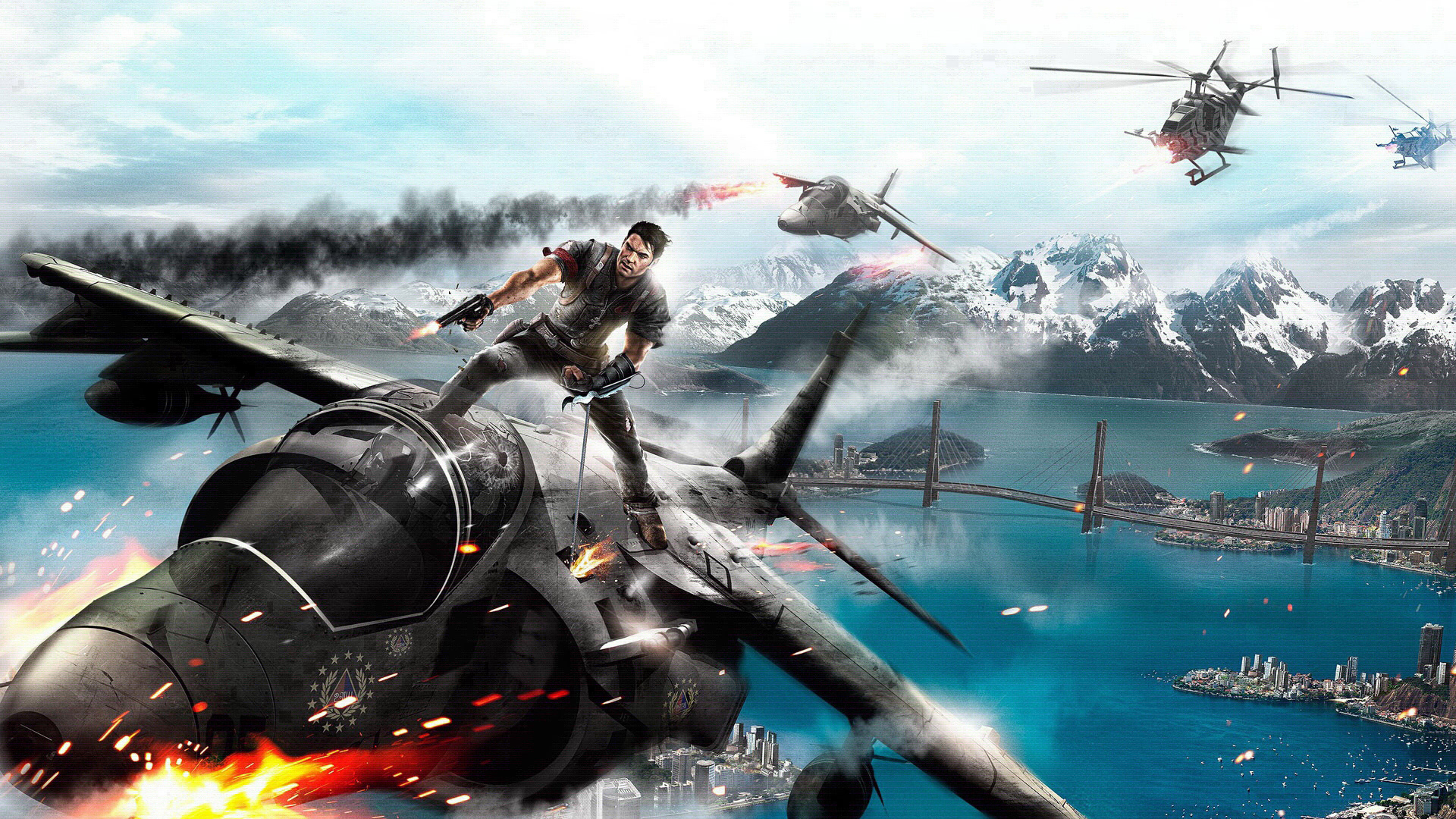 Just Cause 2 wallpaper 8