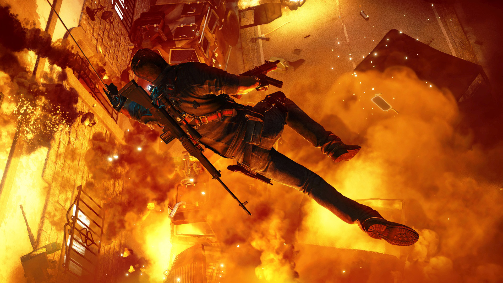 Just Cause 3 wallpaper 2