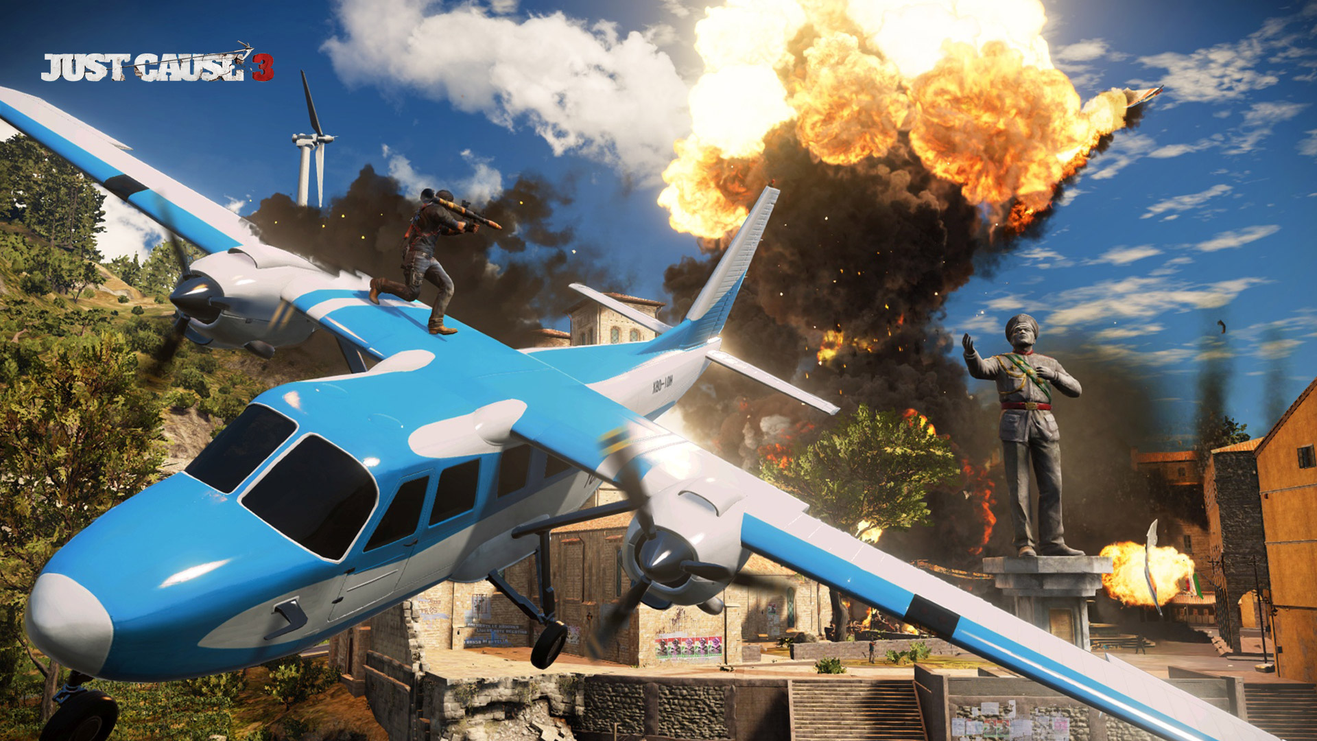 Just Cause 3 wallpaper 5