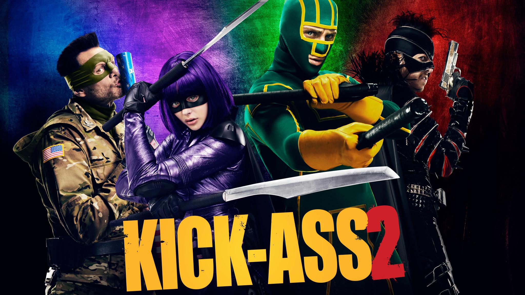 Kick Ass 2 wallpaper 2