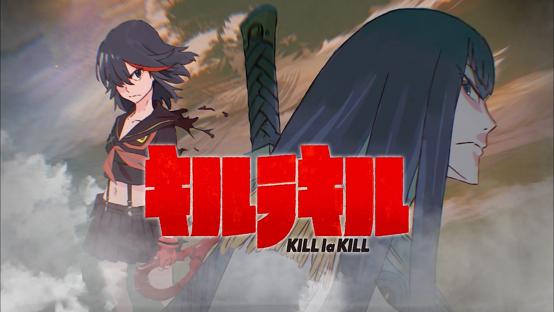 Kill La Kill Wallpaper 11 Wallpapersbq