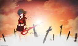 Kill La Kill wallpaper 2