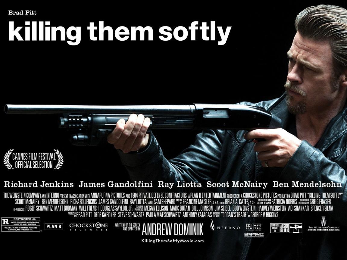 Killing Them Softly wallpaper 3