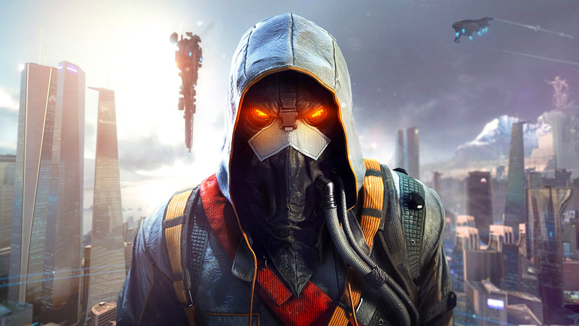 Killzone Shadow Fall wallpaper 16