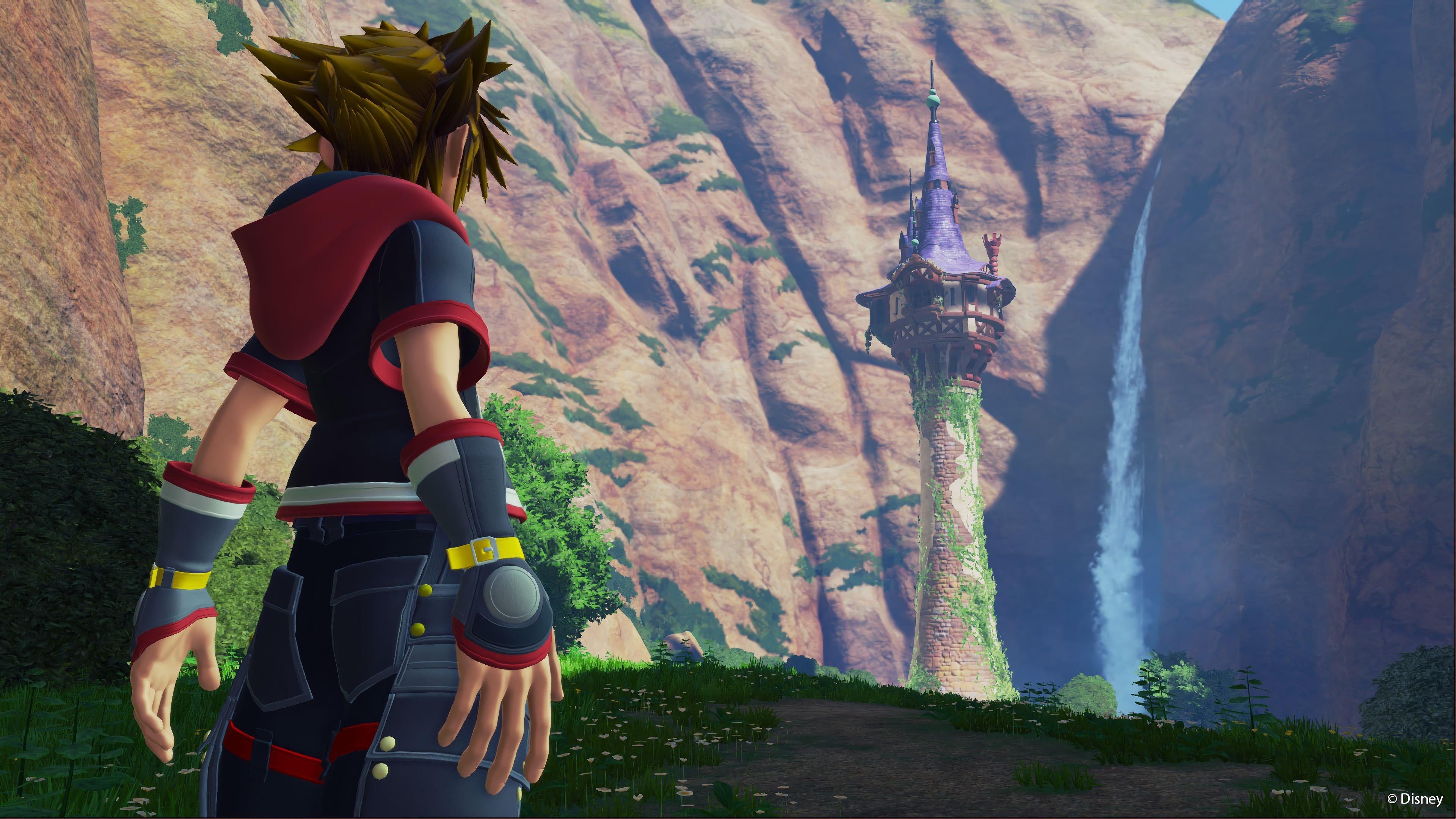 Kingdom Hearts 3 background 12