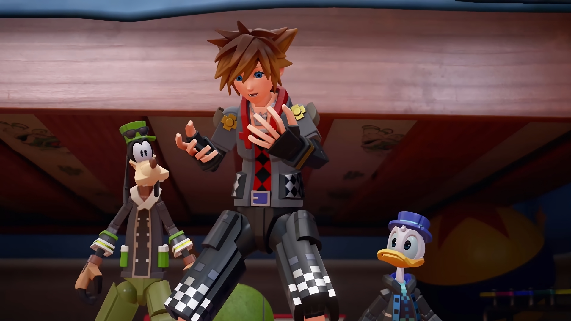 Kingdom Hearts 3 background 16