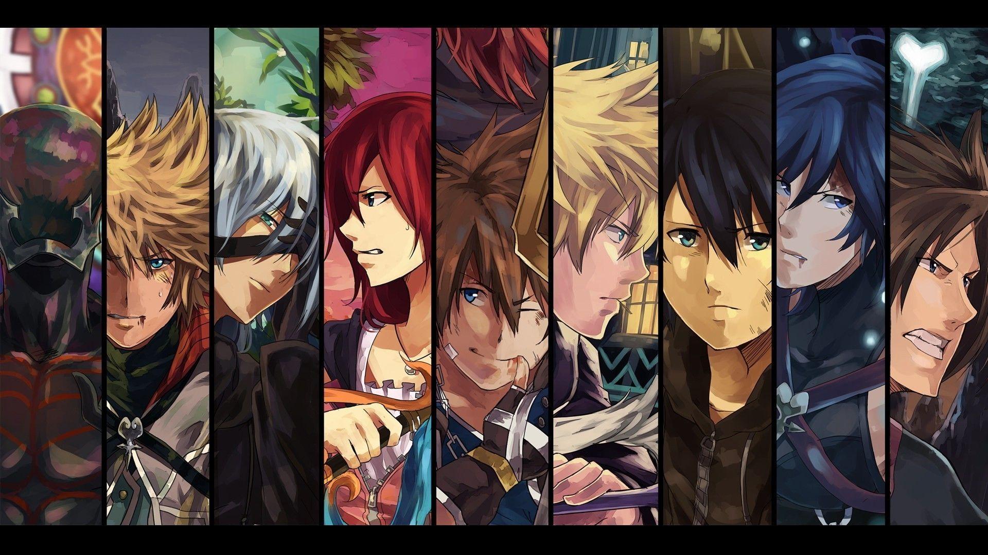 Kingdom Hearts 3 background 17