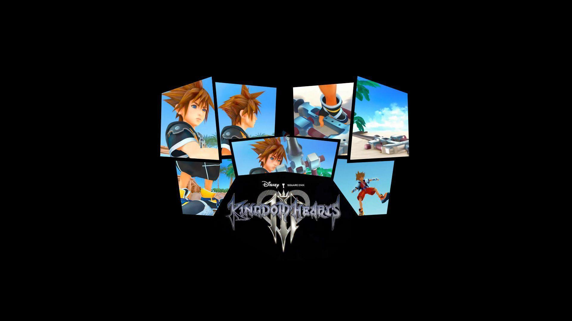 Kingdom Hearts 3 background 22