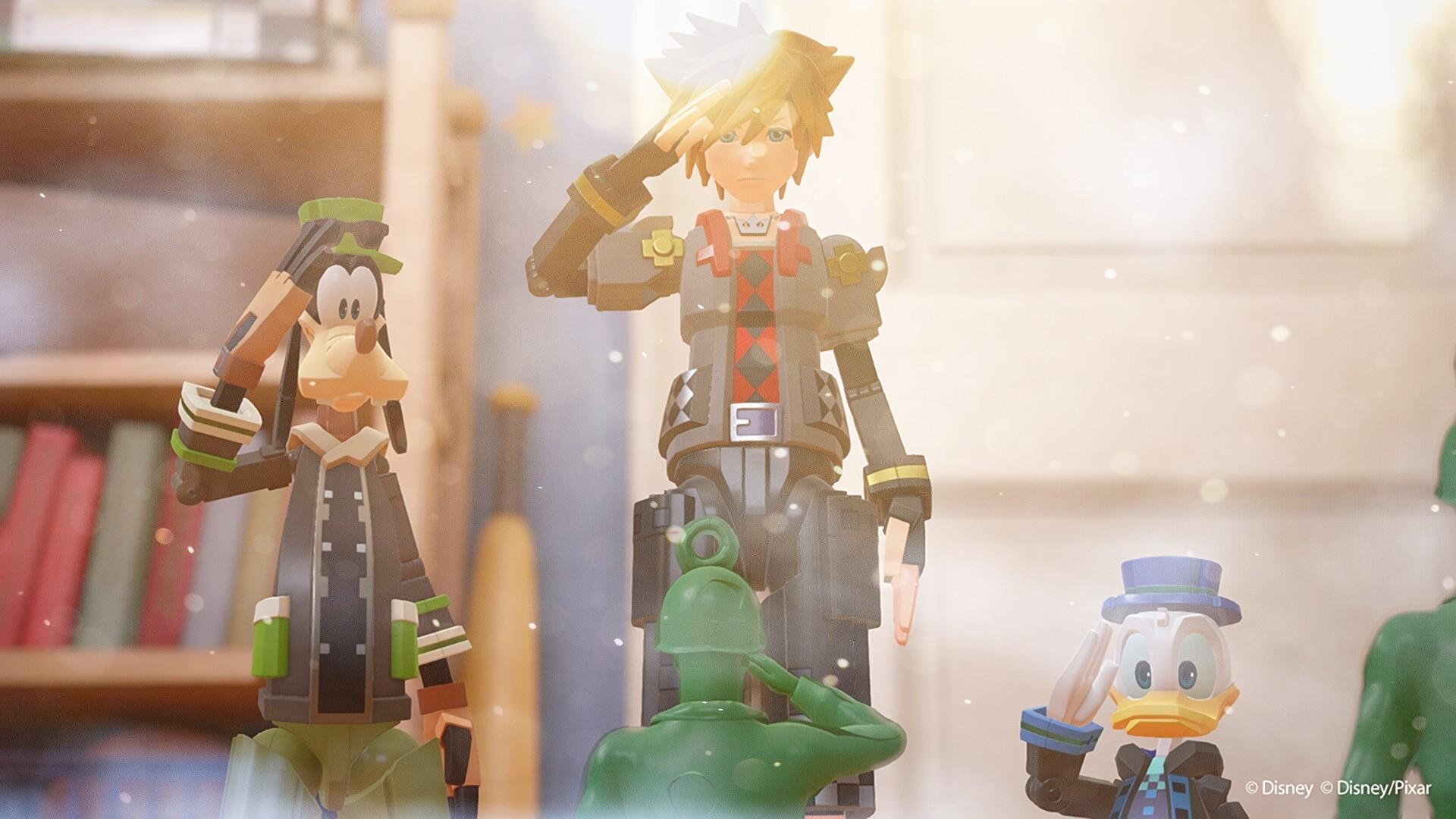 Kingdom Hearts 3 background 24