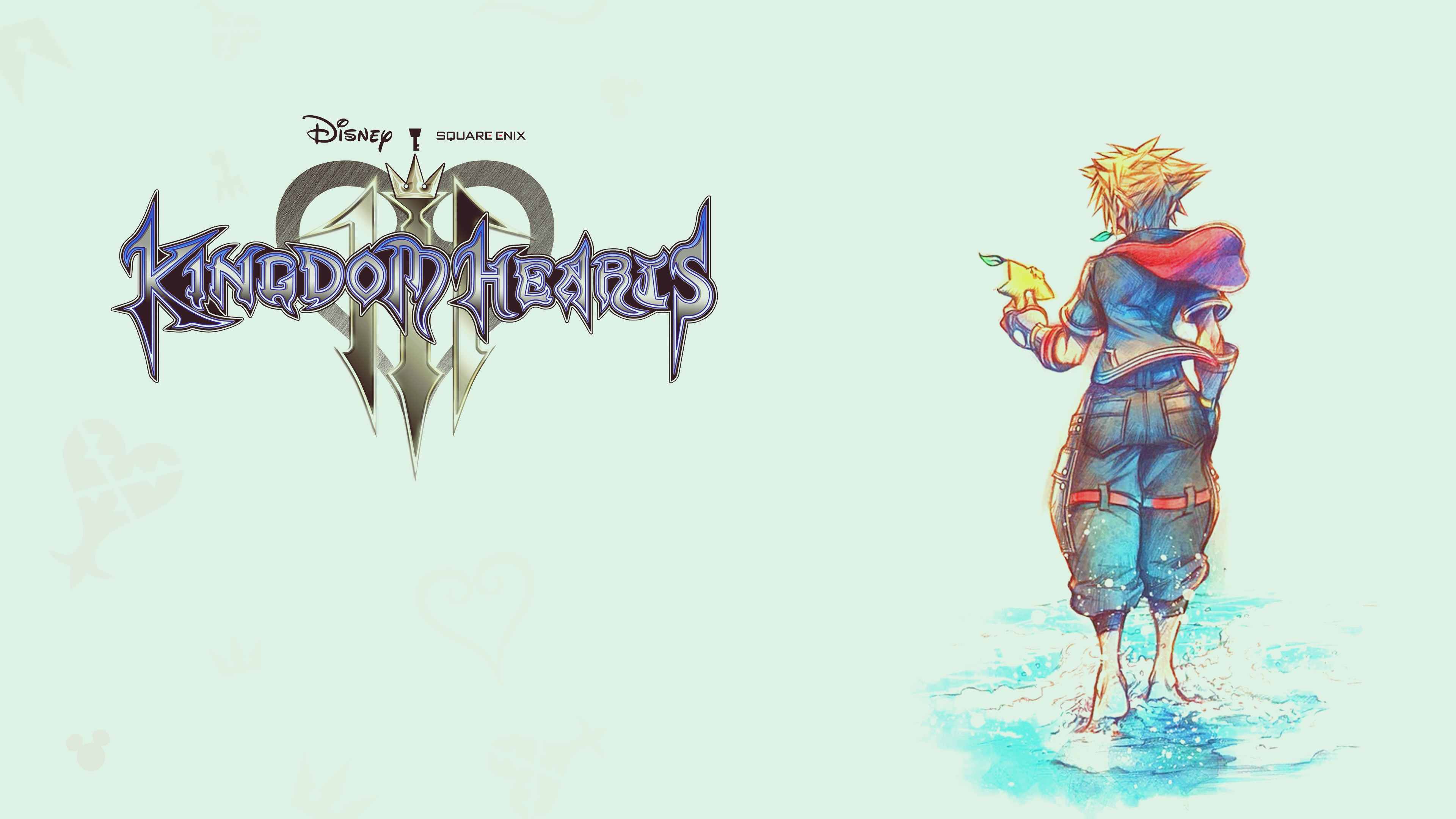 Kingdom Hearts 3 background 29
