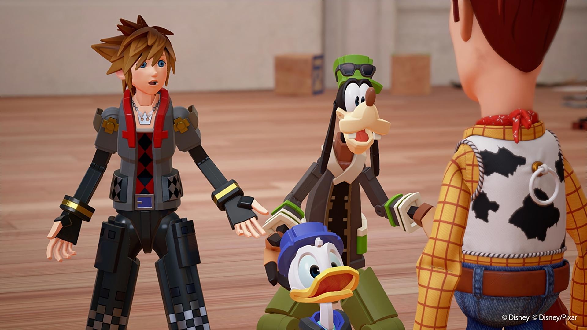 Kingdom Hearts 3 background 9