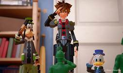 Kingdom Hearts 3 background 11