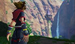 Kingdom Hearts 3 background 12