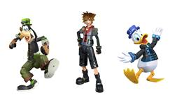 Kingdom Hearts 3 background 19