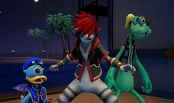 Kingdom Hearts 3 background 2