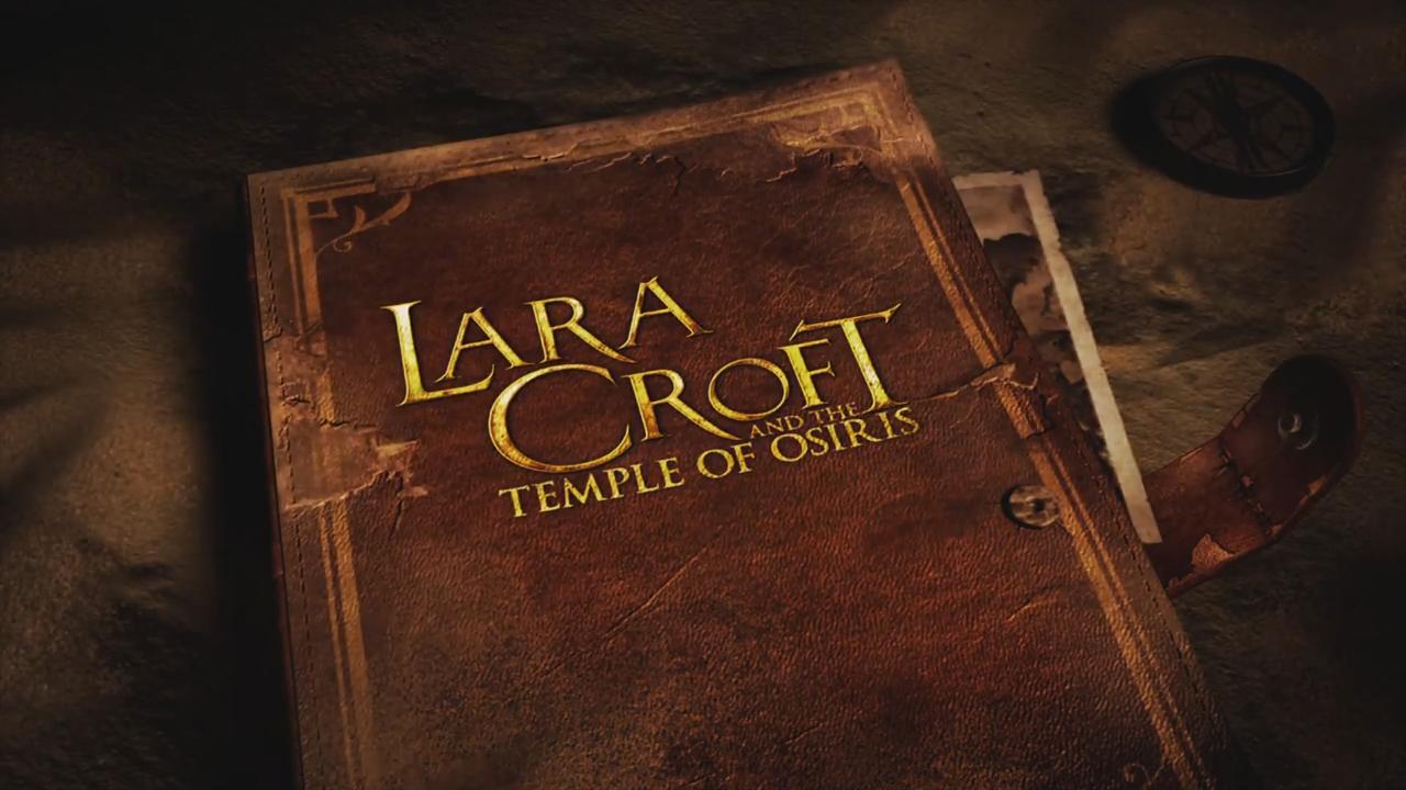 Lara Croft and The Temple of Osiris wallpaper 3