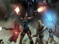 Lara Croft and The Temple of Osiris wallpaper 1