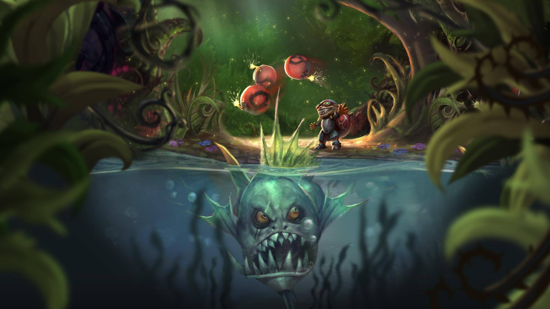 League of Legends wallpaper 1