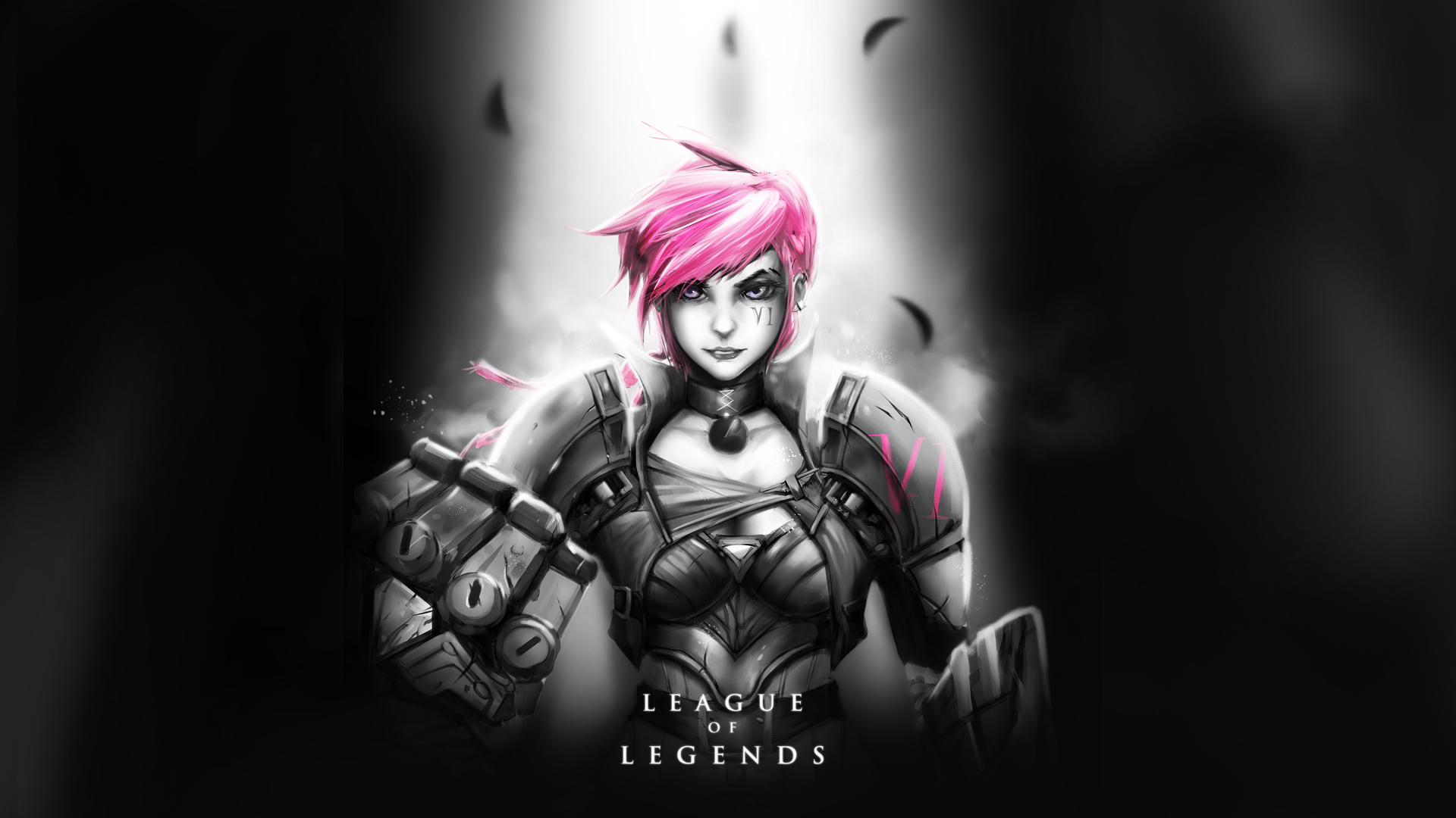 League of Legends wallpaper 100