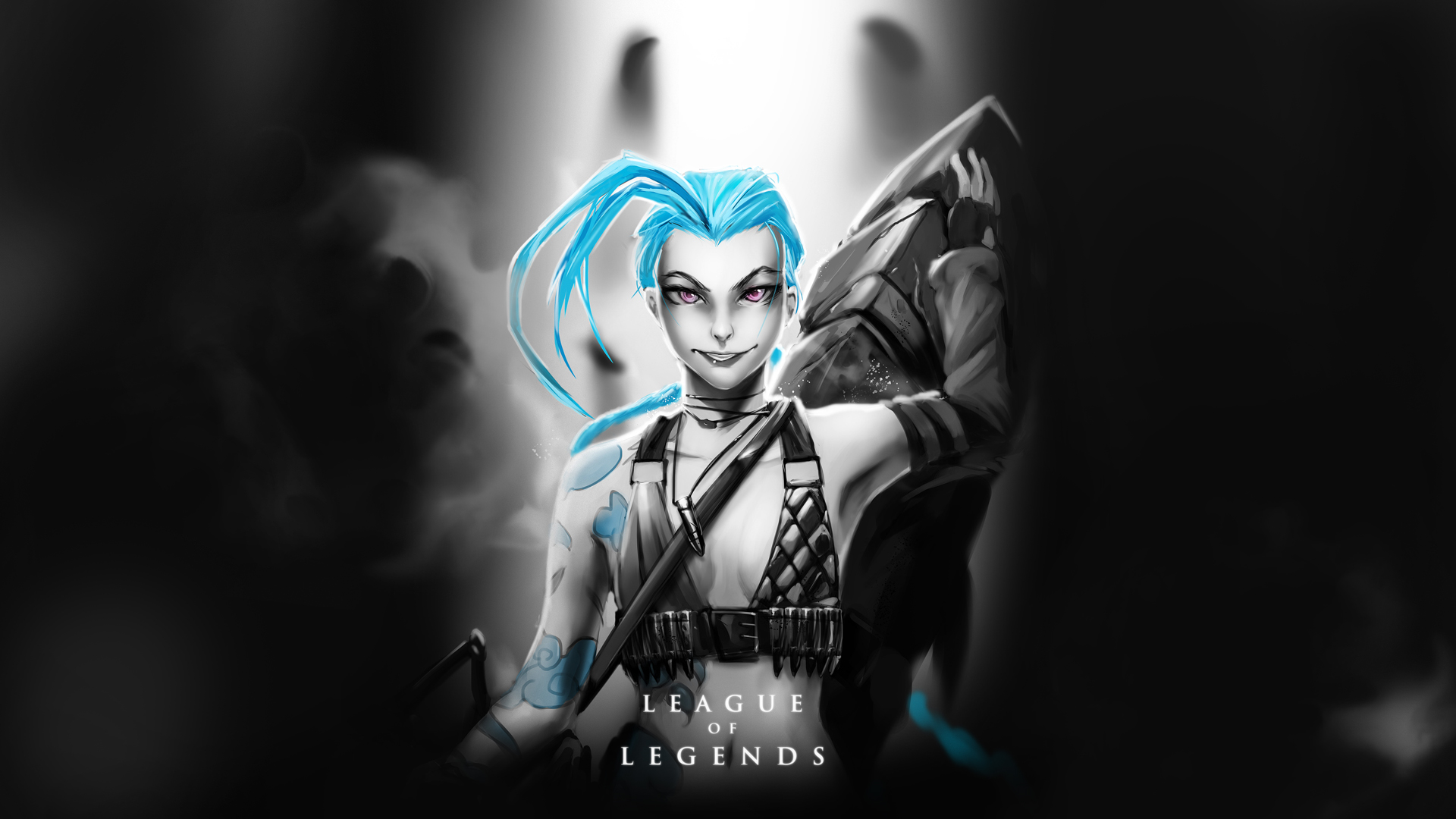 League of Legends wallpaper 101
