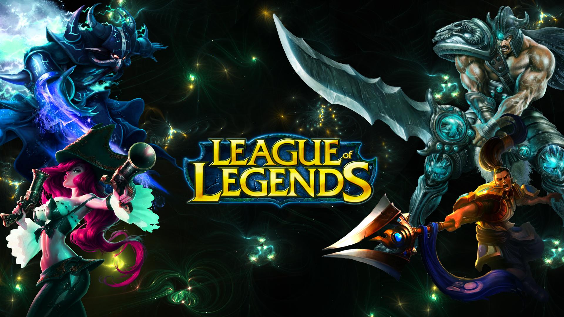 League of Legends wallpaper 111