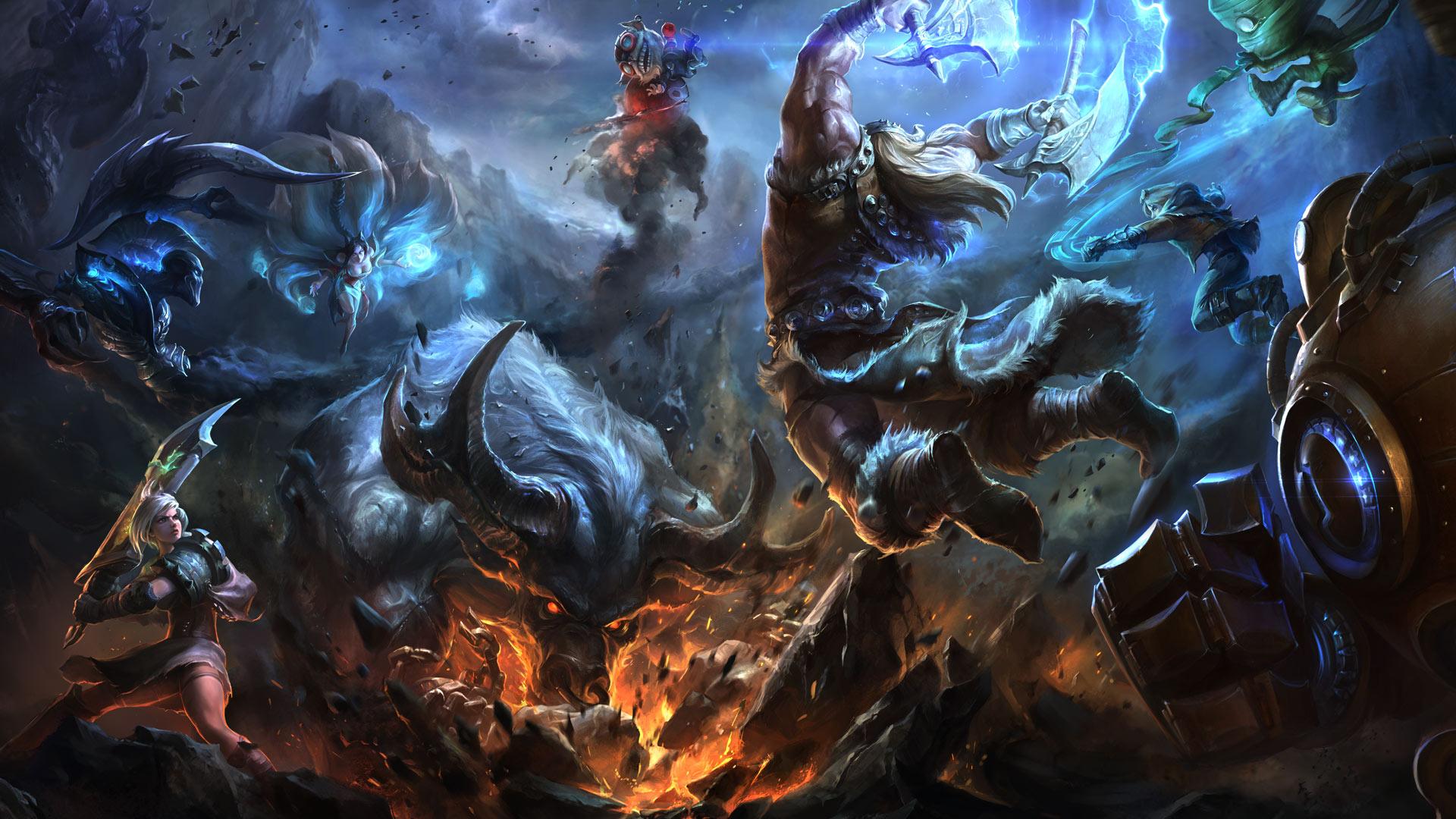 League of Legends wallpaper 115
