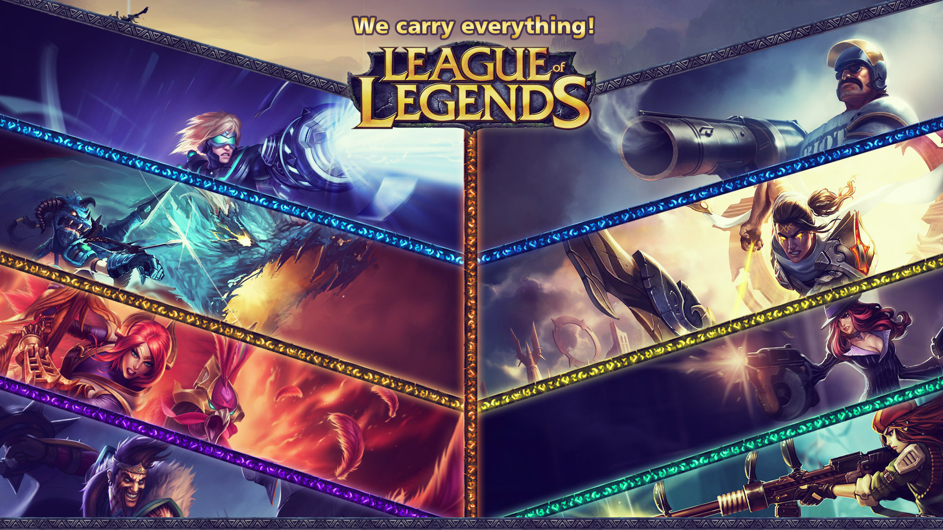 League of Legends wallpaper 129