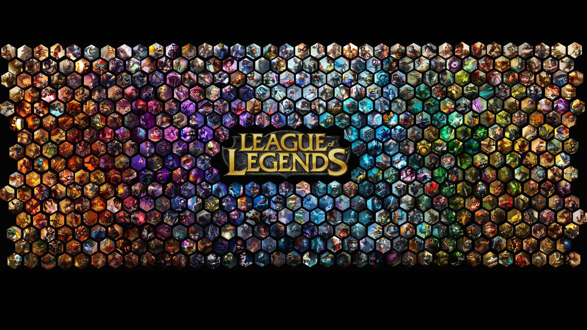 League of Legends wallpaper 190