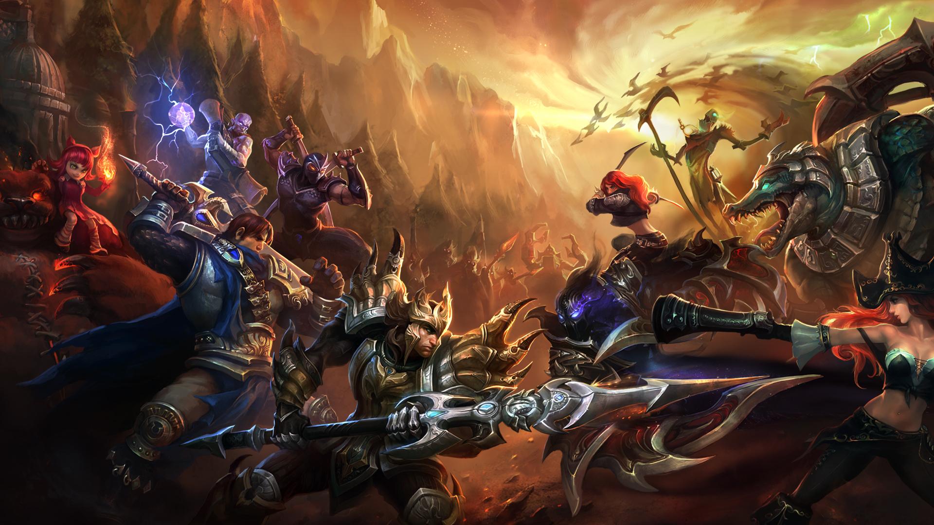 League of Legends wallpaper 21