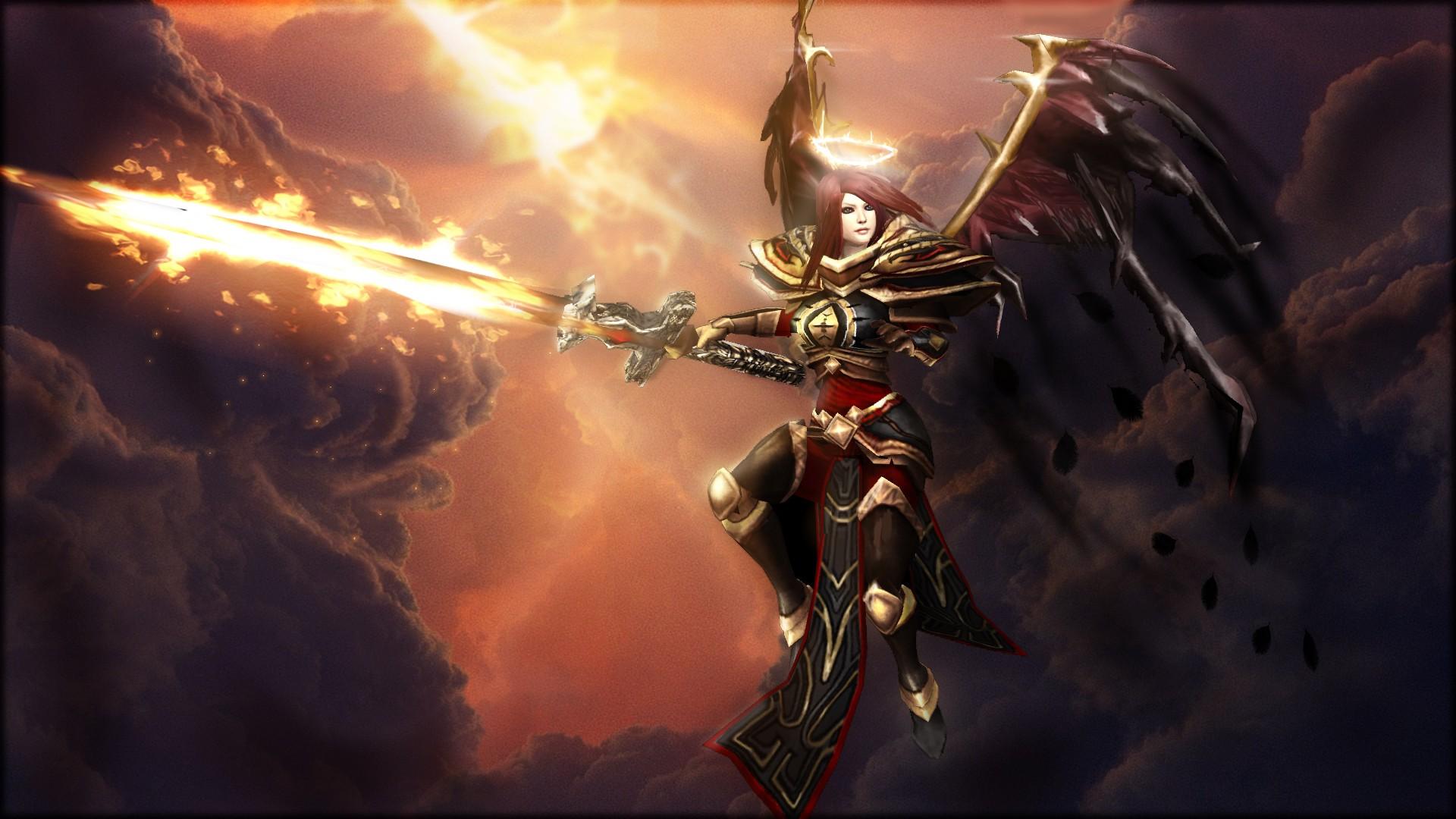 League of Legends wallpaper 24