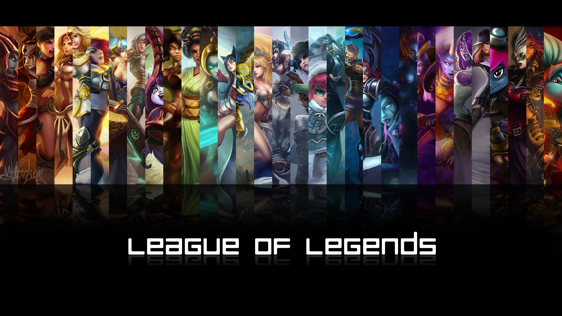 League of Legends wallpaper 25