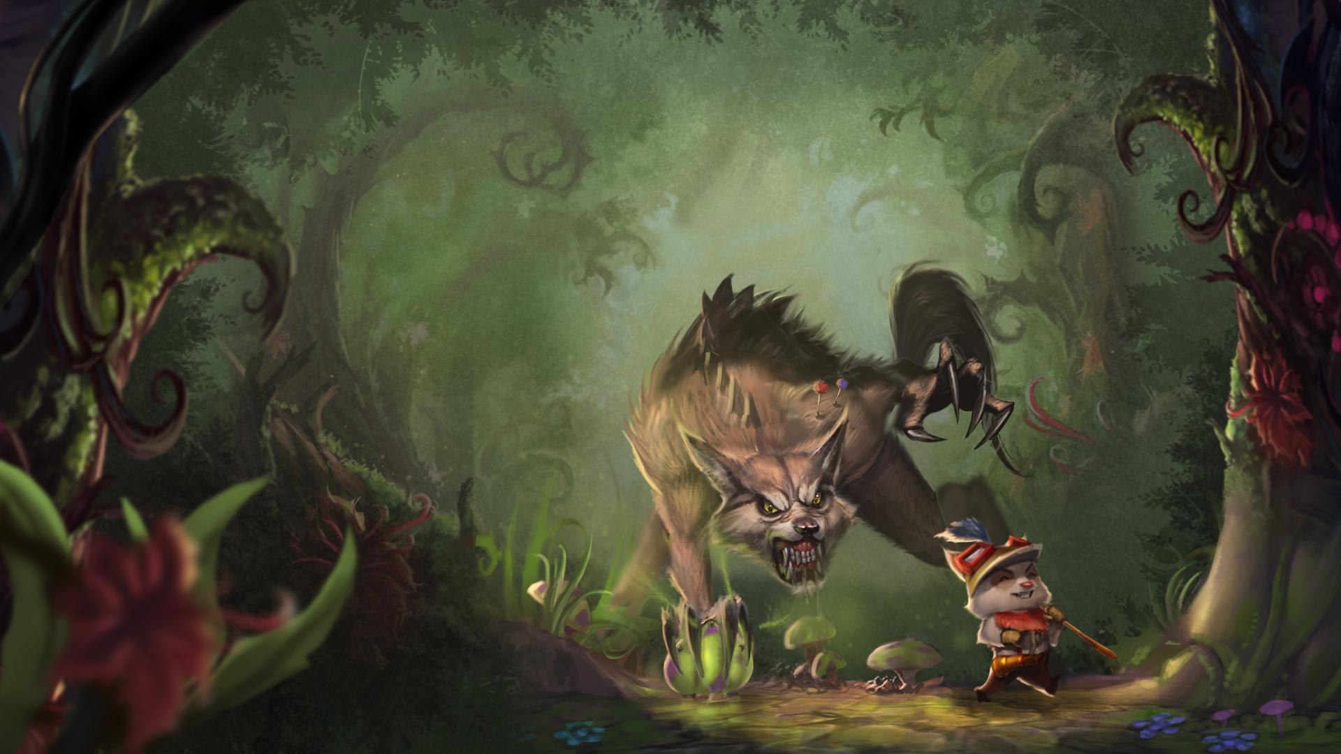 League of Legends wallpaper 3