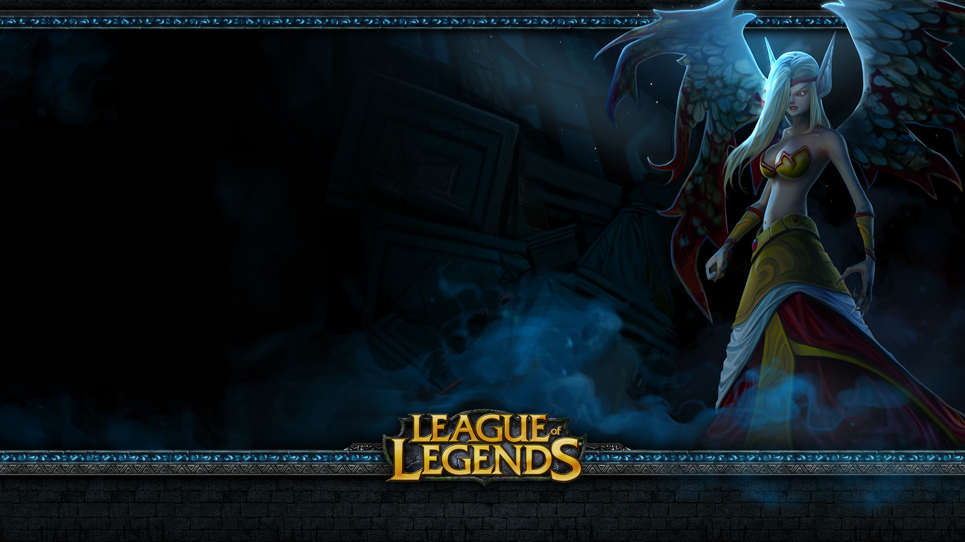 League of Legends wallpaper 36