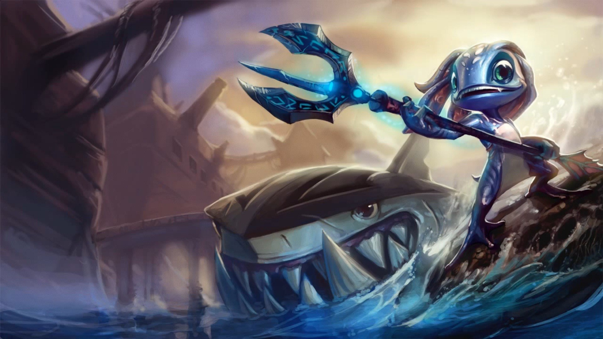 League of Legends wallpaper 37