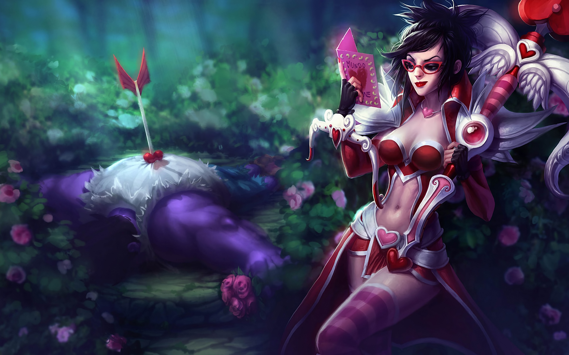 League of Legends wallpaper 38