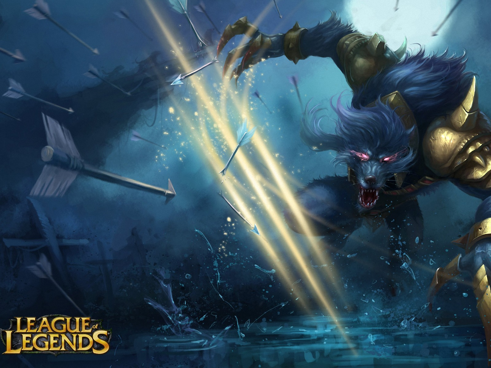 League of Legends wallpaper 39