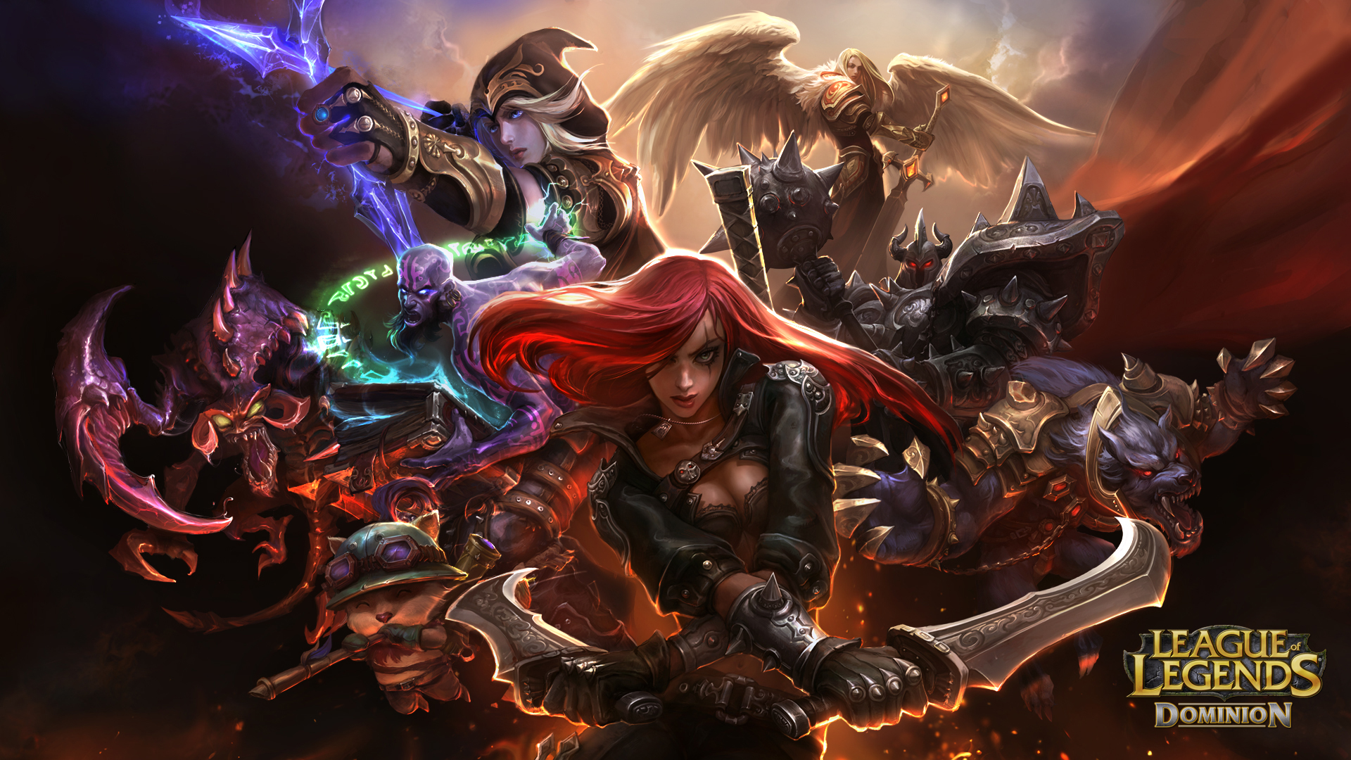 League of Legends wallpaper 5