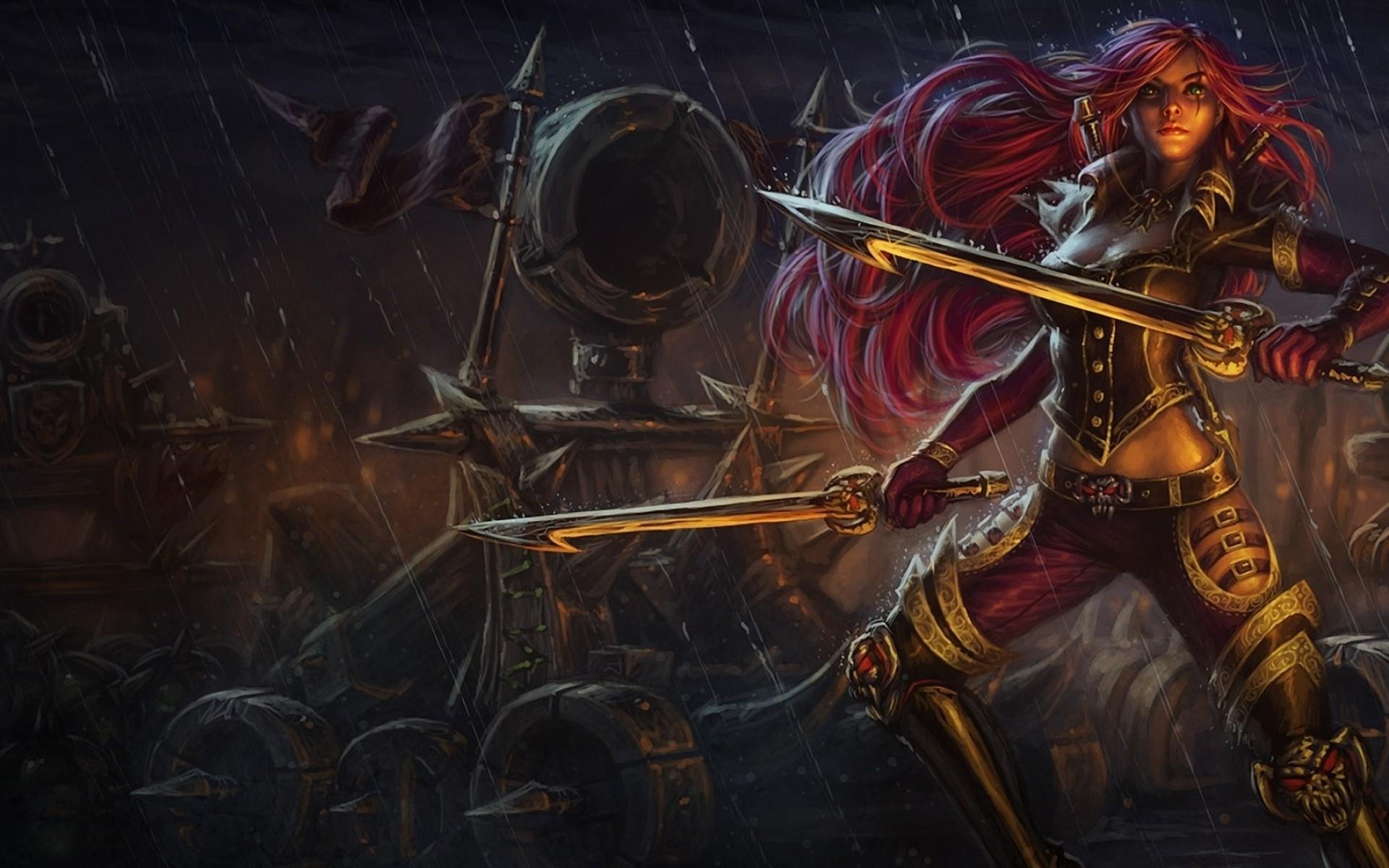 League of Legends wallpaper 54