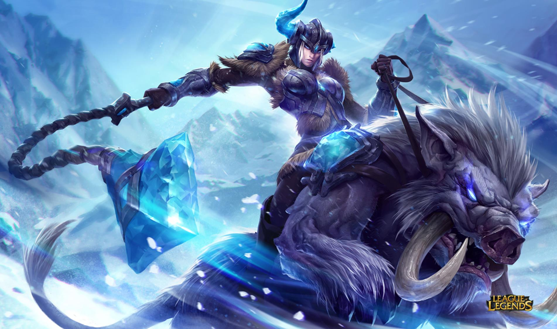League of Legends wallpaper 58