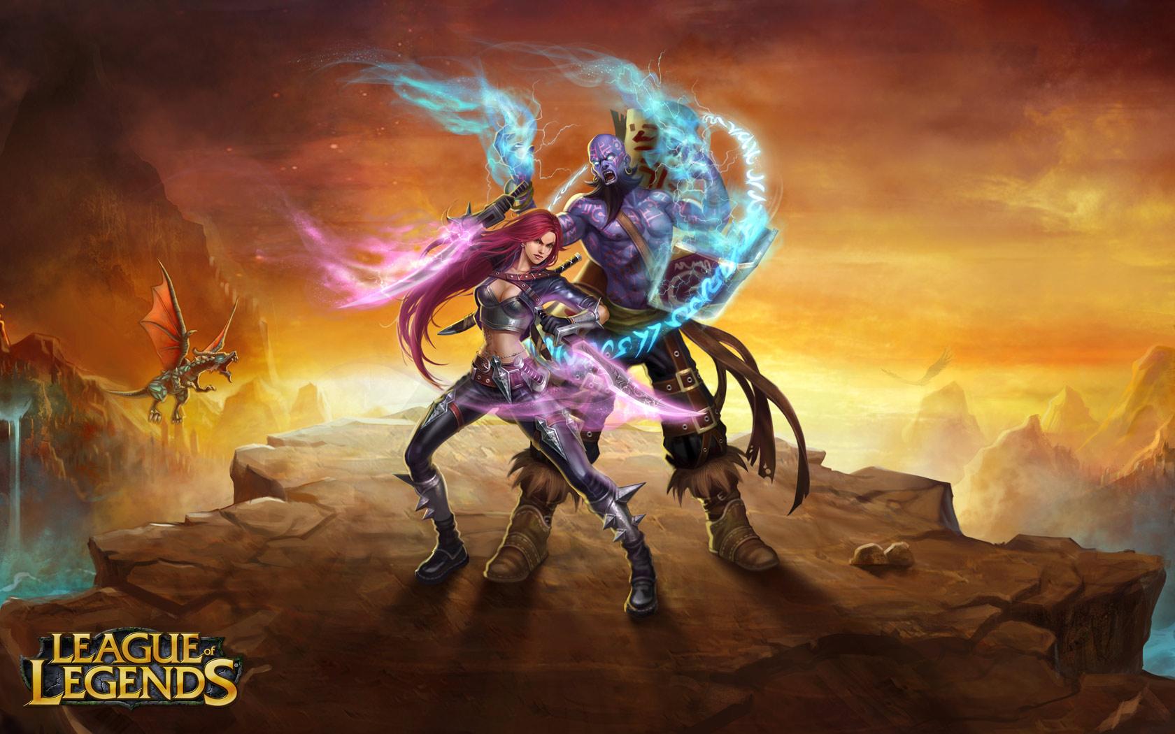 League of Legends wallpaper 6
