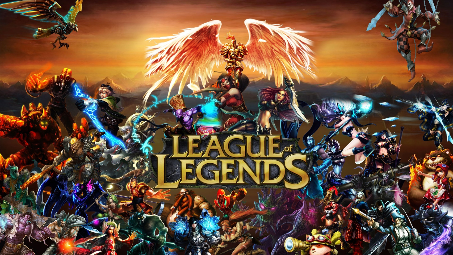 League of Legends wallpaper 61