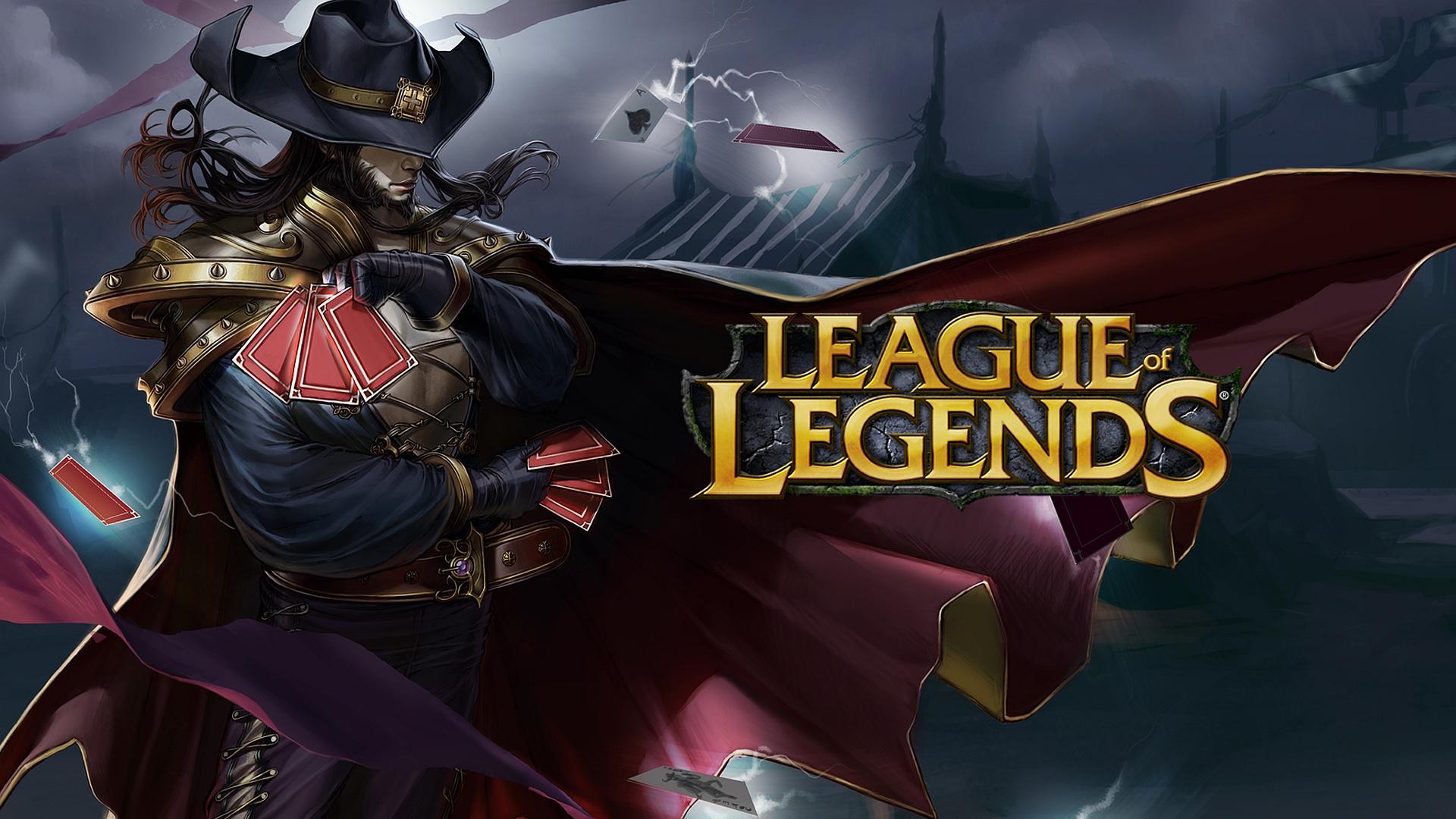 League of Legends wallpaper 65