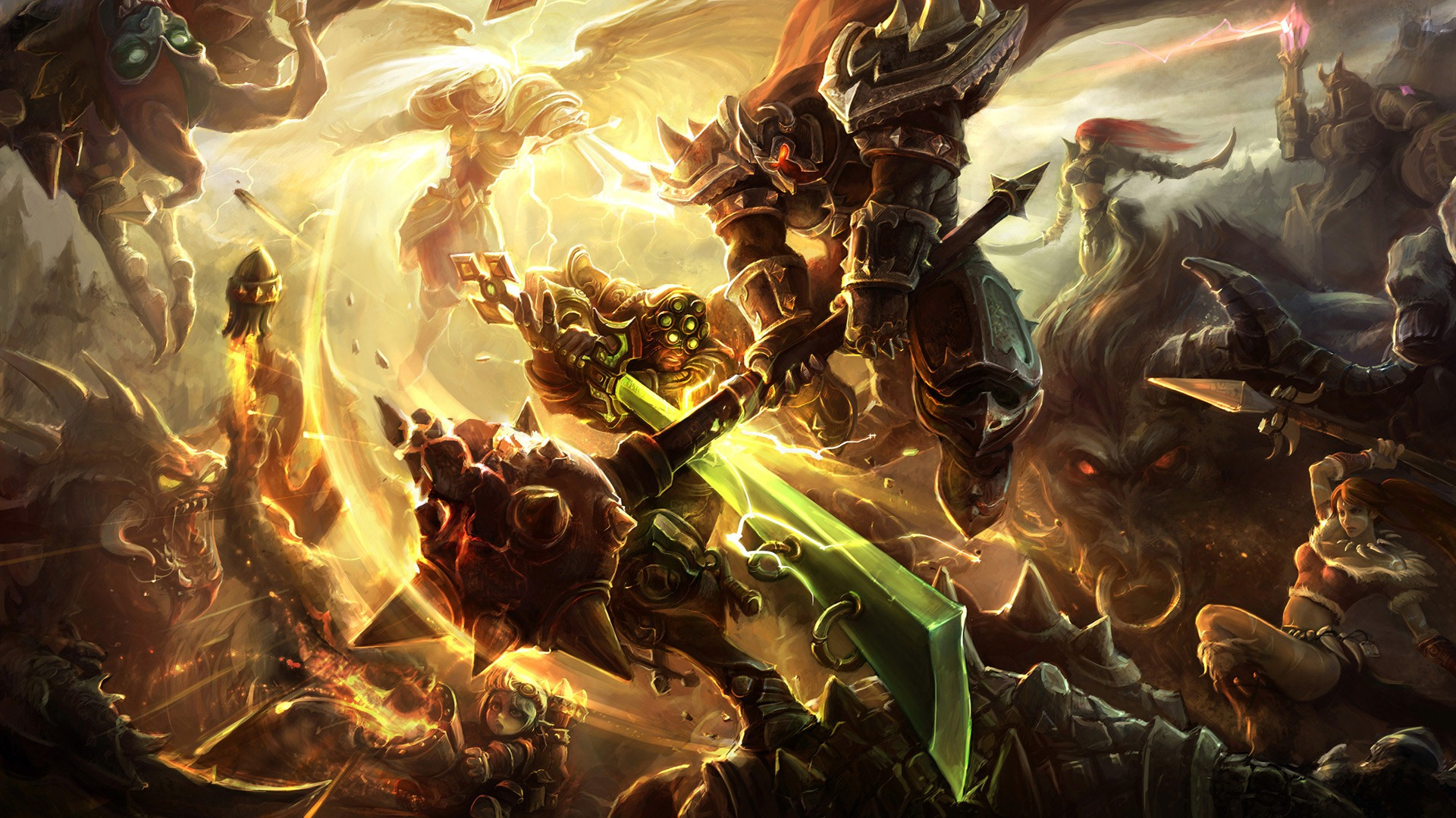 League of Legends wallpaper 79
