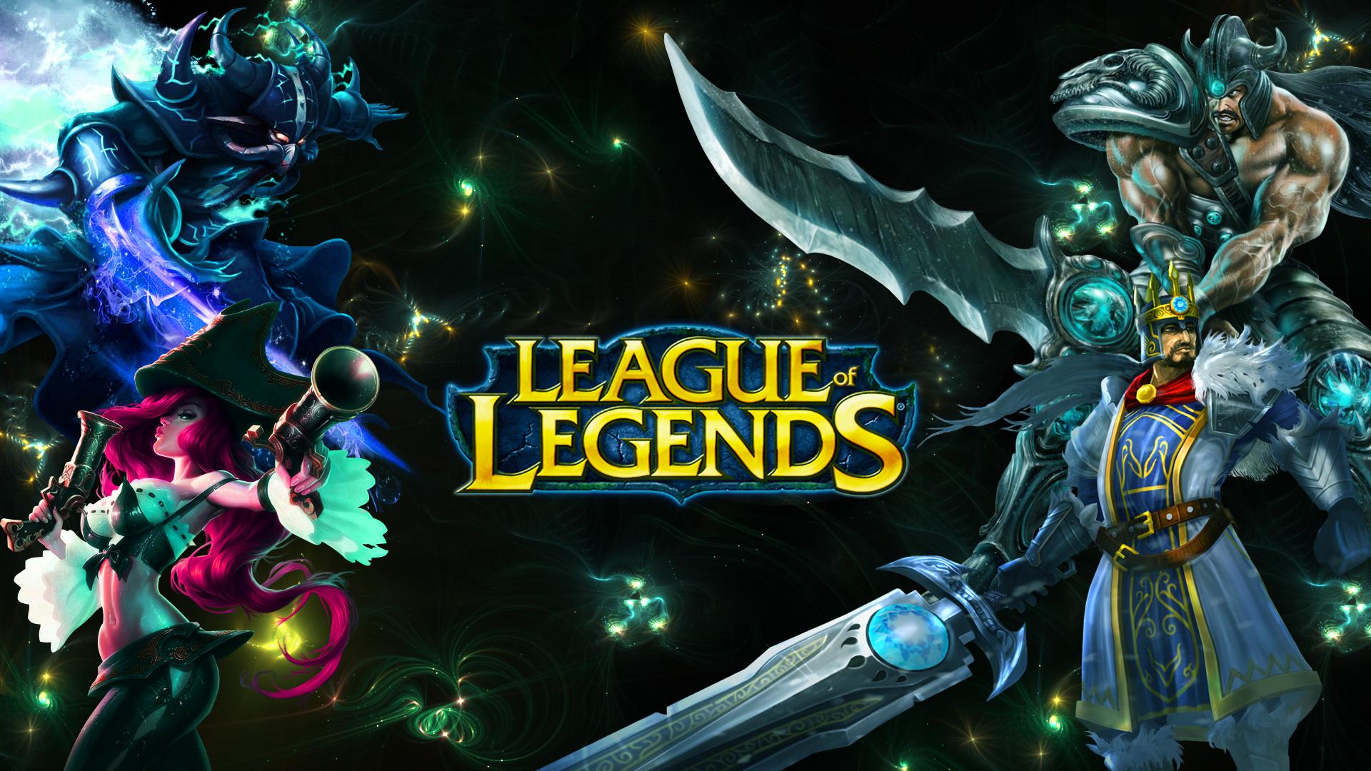 League of Legends wallpaper 84